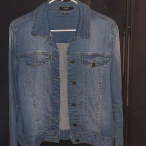Forever XXI Jean Jacket
